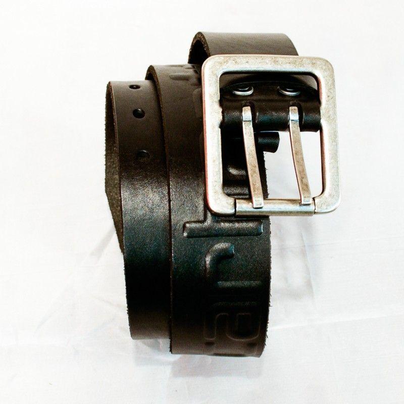 ceinture cuir noire Carhartt
