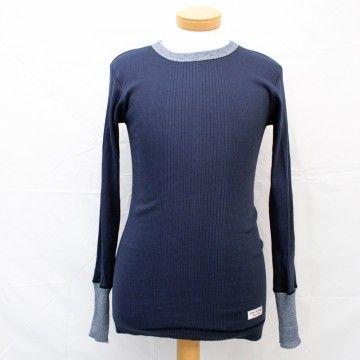 Pegriot Bleu marine/gris