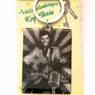 Porte clé Elvis