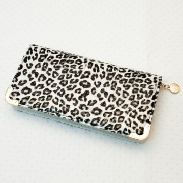 portefeuille léopard