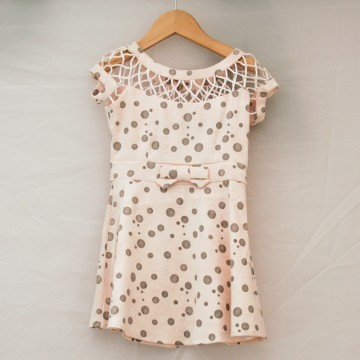 Robe retro enfant Alika