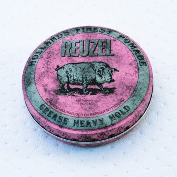 pomade Reuzel rose Heavy Hold