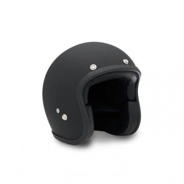 Casque 70's Helmets black mat