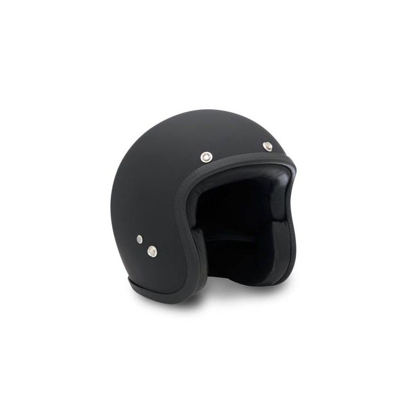 Casque 70's Helmets black mat