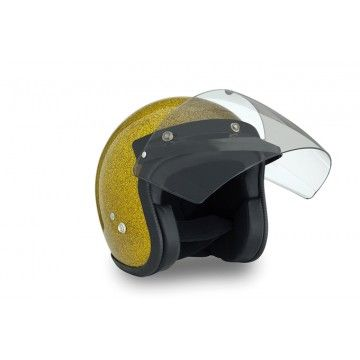 Visière flip up fumée 70's Helmets