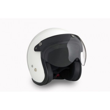 Visière w shield fumée 70's Helmets