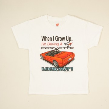 Tee-shirt enfant Corvette