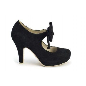 Escarpins noirs Lola Ramona