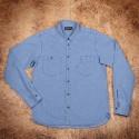 chemise 1937 blue stifl Pike Brothers