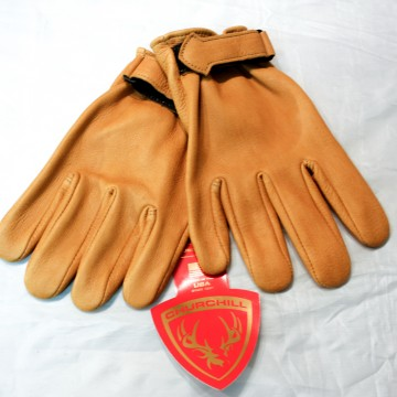 Gants Maverick classic short Tan Churchill