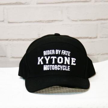 Casquette noire Kytone