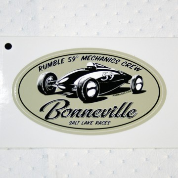 sticker bonneville rumble 59