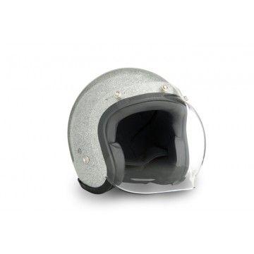 visière bubble claire 70's helmet