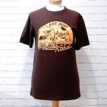 tee shirt open road Eat Dust