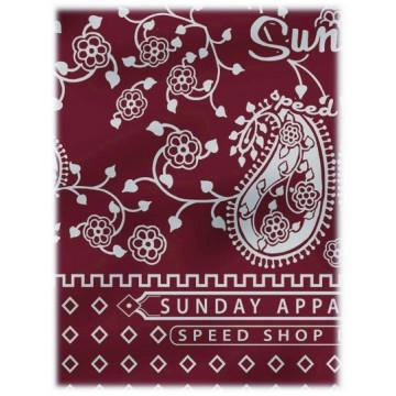 scarf sunday speedshop Heritage Wine