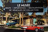 Le Musée Automobile Nantes